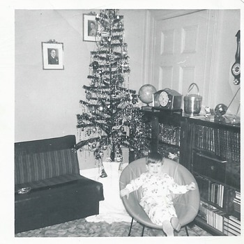 "My Third Xmas""12-25-1962 - Photographs"