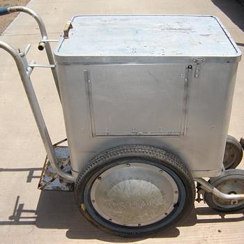 U. S. Mail Cart
