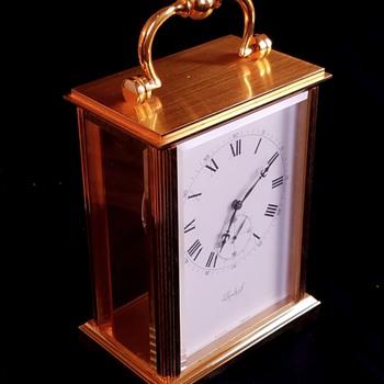 Imhof Carriage Clock. - Clocks