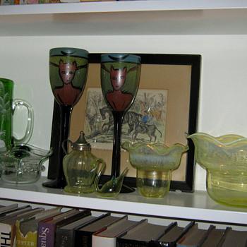 For scandinavian_pieces - Glassware