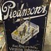 Piedmont Cigarettes 1910 sign