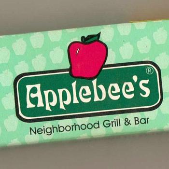 """Applebee's"" Crayons - Advertising"