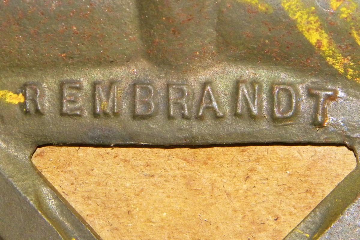 Rembrandt floor lamp collectors weekly aloadofball Gallery