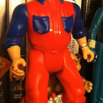 Mario Action Figure from the Movie - Toys