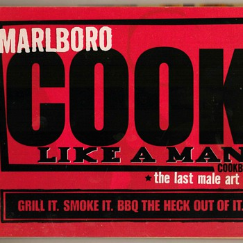 2004 - Marlboro Cookbook - Books