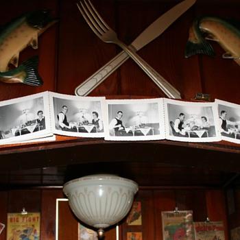 Thanksgiving dinner ~ 50's style - Photographs