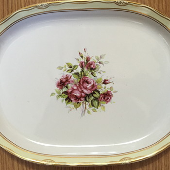 Woodmere China; Flowers of the First Ladies, Mary Todd Lincoln - China and Dinnerware
