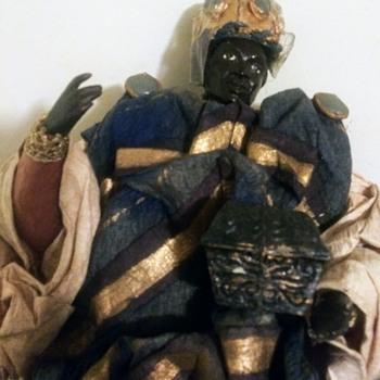Black Religious figure - Dolls