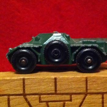 Ferret Scout car fun