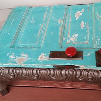 Trash Door to Treasured Coffee Table - Furniture