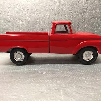 Truck #2, F250 - Model Cars