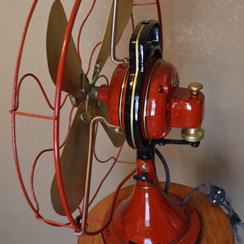 1920's fan restorations - Art Deco