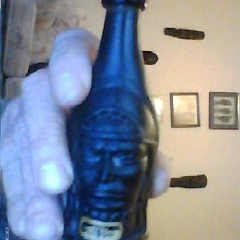Inca Pisco Liquor bottles,