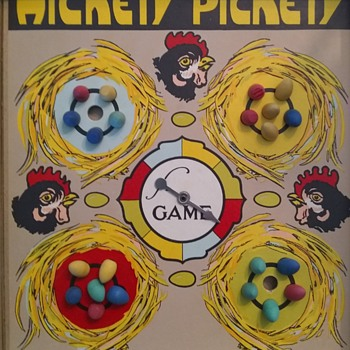 Hickety Pickety - A Game from 1924! - Games