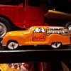 Coca Cola toy vehicle collection