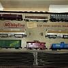 """Hobbyline train set #466 """" The Frontiersman"""""""