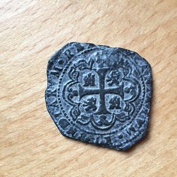 Unknown Coin dated 733 - World Coins