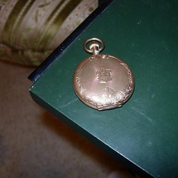 Sunnyside Springfield  Ill. Pocket Watch - Pocket Watches
