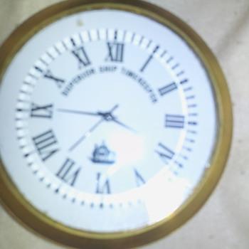 Stopwatch Royal Navy Victoria London 1847