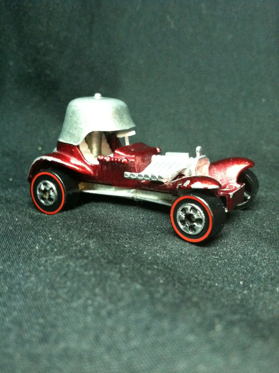 May Have A Rare Hot Wheel Item 1970 Vintage Hot Wheel Red Baron Stamped Collectors Weekly