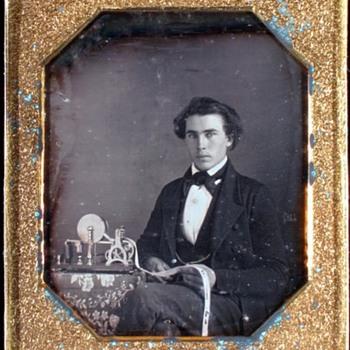 Telegraph Daguerreotype c. 1846 - Photographs