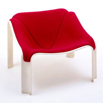 F300 chair, Pierre Paulin (1964) - Furniture