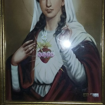 religious picture/painting