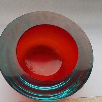 Murano Geode bowl