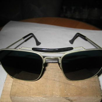 unknown aviator vintage sunglasses