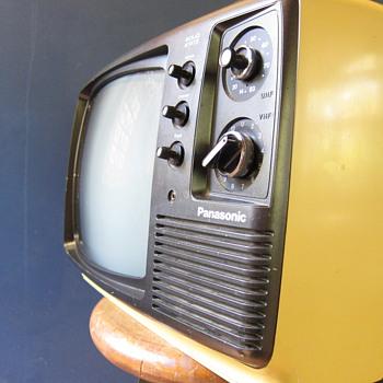 Vintage Portable Television