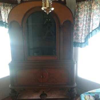 Inherited grandmother's cabinet - Furniture