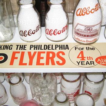 Abbotts Dairy , Abbott's Dairy , Philadelphia sports , Flyers