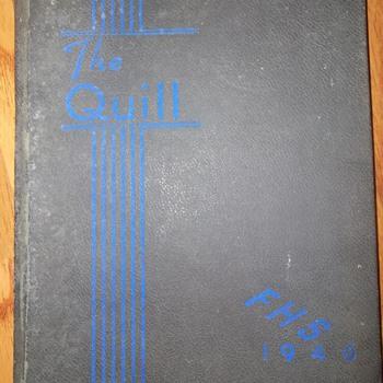 1946 High School Yearbook - Paper