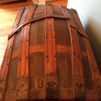 Additional Photos - Family Heirloom Trunk - Furniture