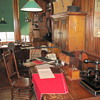 Stationmaster's Office Circa 1890, Shelburne Station, Shelburne Museum