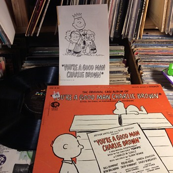 Your a Blockhead ,Charlie Brown ! - Records