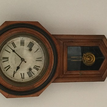 Vintag antique Wall clock - Clocks
