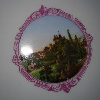 Carl Tielsch Altwasser plates  c.1850 - China and Dinnerware