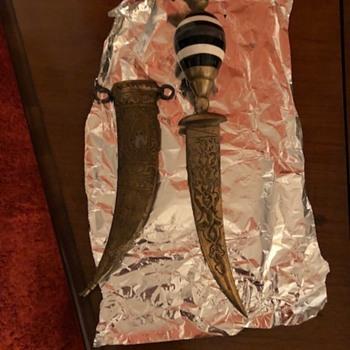 Unique Dagger  - Tools and Hardware