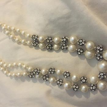 My favorite fancy necklace  - Costume Jewelry
