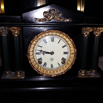 Ansonia mantel clock - Clocks