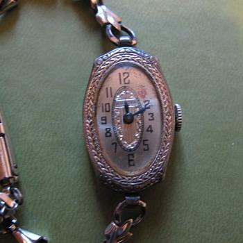 Antique Bulova watches - Wristwatches