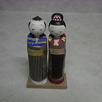 KOKESHI DOLLS - Dolls