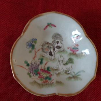 Antique China Porcelain