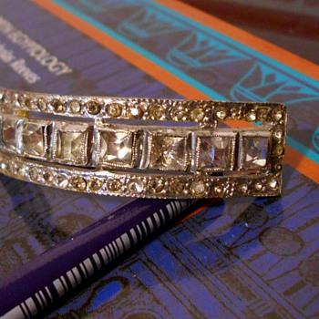 Edwardian Sash Pin? - Victorian Era