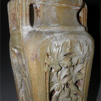 Ivy Espalier by Georges Hoentschel - Art Nouveau