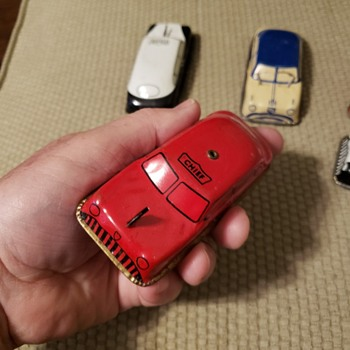 Little tin cars! - Model Cars