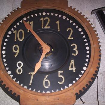 andalusia dairy clock - Clocks