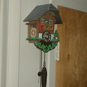 Another Cuckoo Clock - Clocks