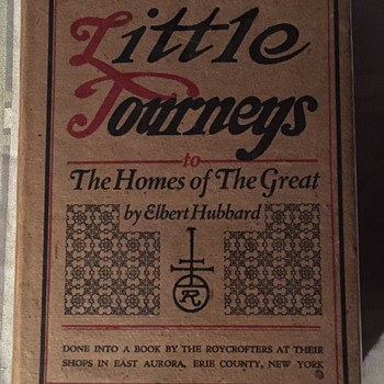 Little journeys to the homes of the great. By Elbert Hubbard. - Books